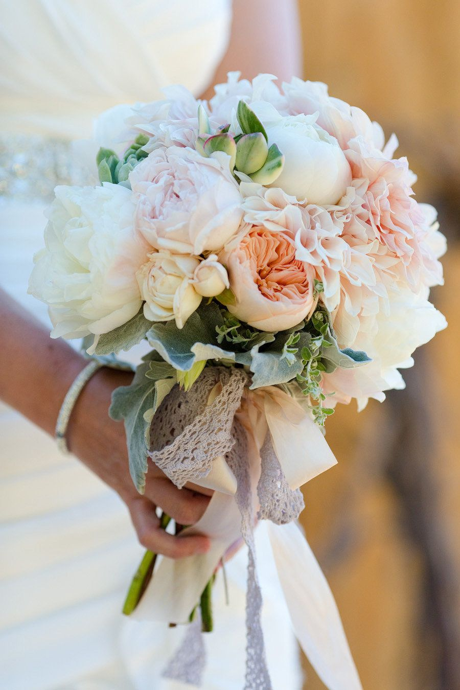 Templeton wedding from mef photography garden rose bouquet - Garden rose bouquet ...