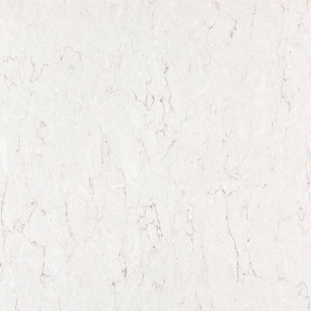 Photo Gallery For Website Quartz Countertop Sample in Snowy Ibiza