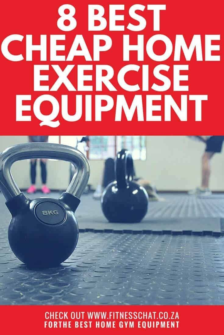 Do you need to workout from home Check out this complete DIY guide with 8 Best Cheap Home Exercise E...