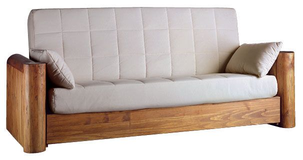 sofa cama rustico con cojines navi http www
