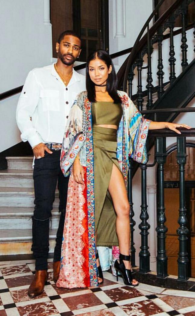 Big Sean Jhene Aiko Big Sean And Jhene Fashion Fashion Couple