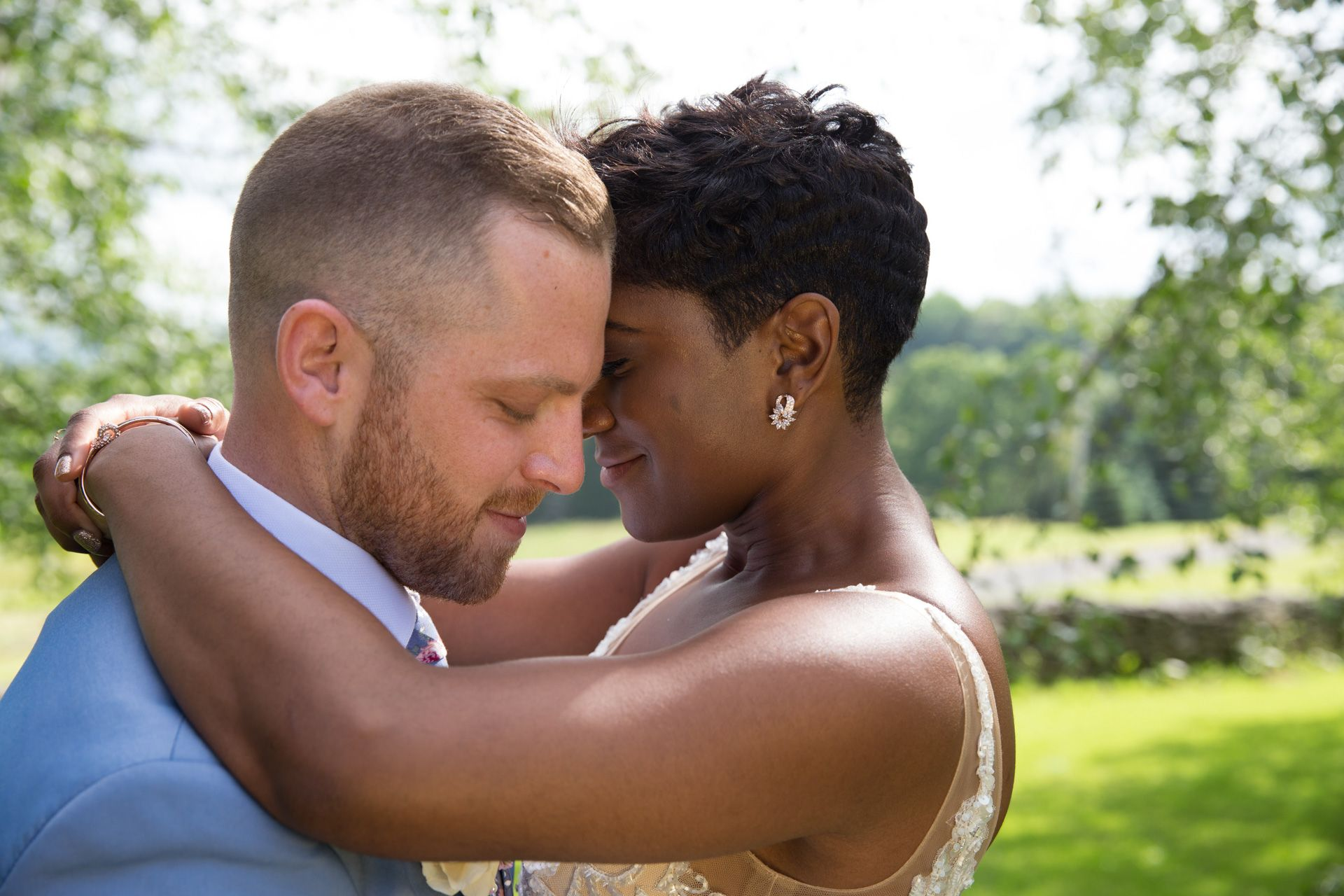 Male intimate couples videographer