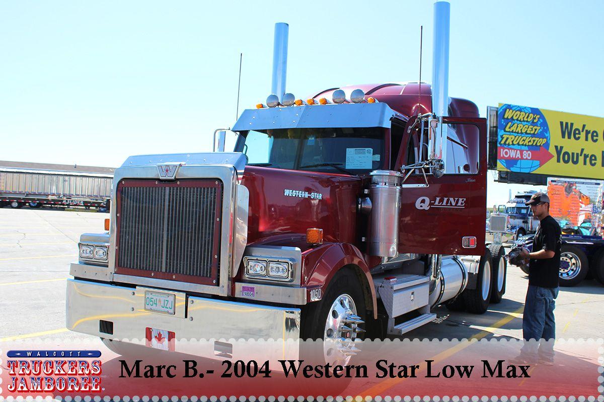 2004 Western Star Western Star Trucks Trucks Stars