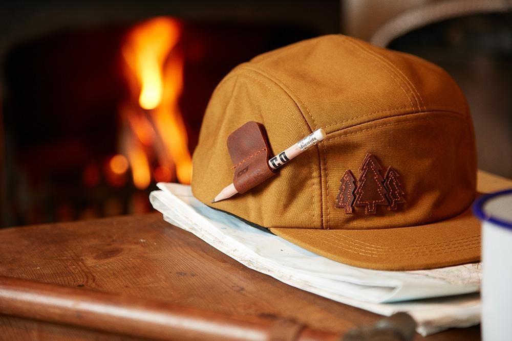 a1cfa4f39e1353 Holster Wax Cap - Sand | 5-Panel Cap | Wax Panel Cap – BBCo Headwear USA