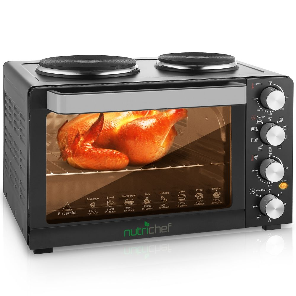 Home In 2020 Oven Cooker Countertop Oven Rotisserie Cooker
