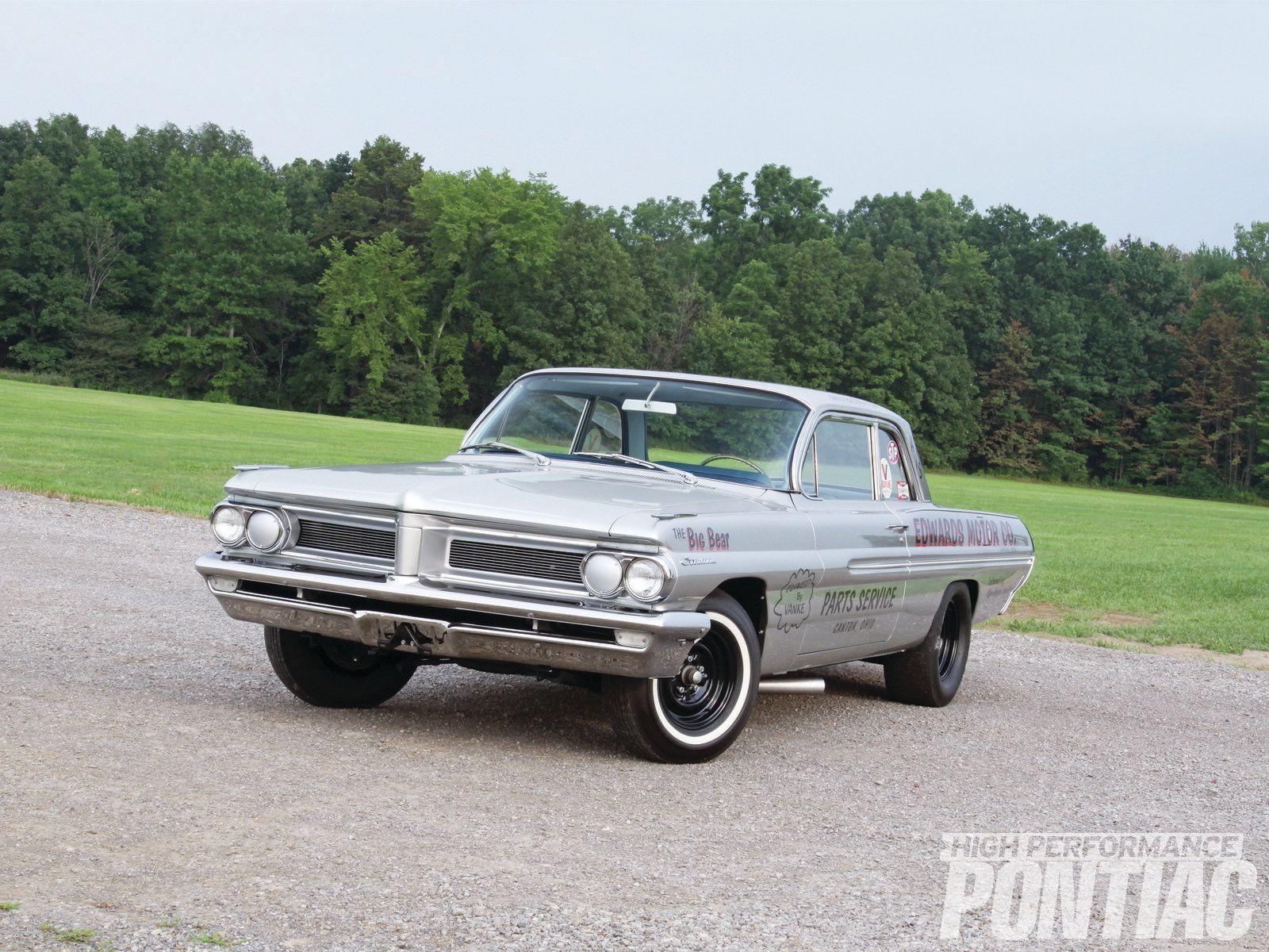 1962 pontiac super duty catalina hot rod network automotive rh pinterest com