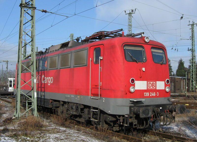 139 2463 DB Eisenbahn, Europa und Db ag