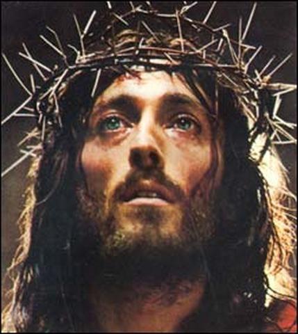 Rostro Jesus Corona De Espinas Amado Jesus