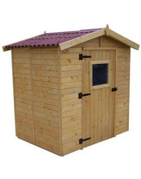 marque abri de jardin 3 55m bois massif 16 mm pefc. Black Bedroom Furniture Sets. Home Design Ideas