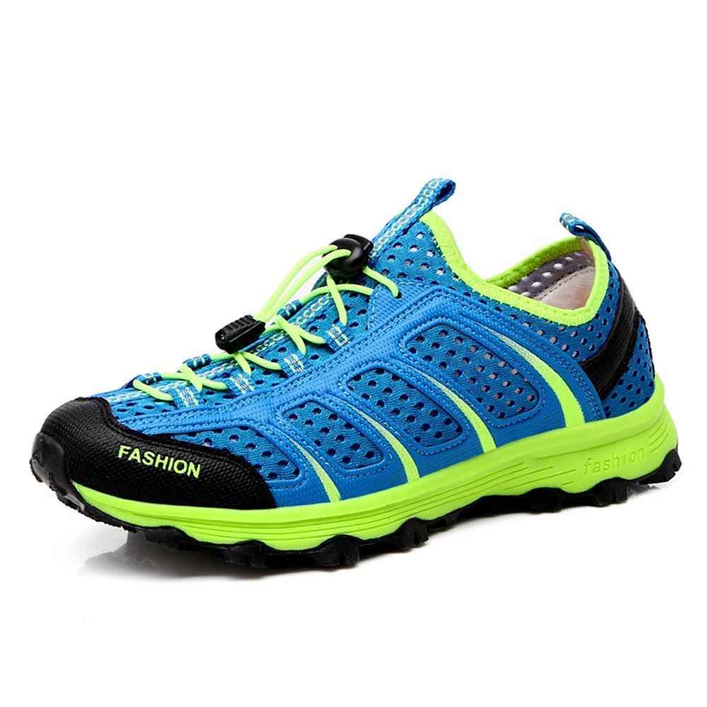 Women/'s NORTHSIDE Gray+Teal Casual//Walking Trail Hiking Shoes NEW