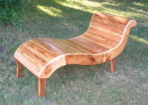Wooden Chaise Lounge Simple Home Decoration Chaise Lounge Chaise Simple Home Decoration
