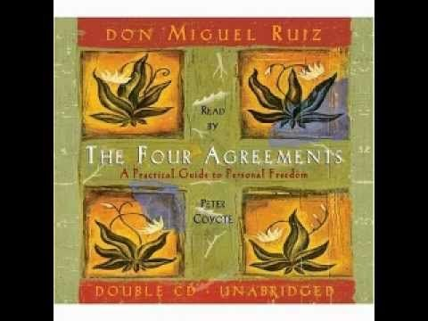 Audiobook The Four Agreements By Miguel Ruiz My Read For The Week