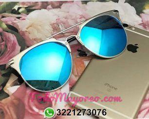 04a8495067 Lentes de sol estilo dior azul moda mayoreo | lentes cool | Lentes ...