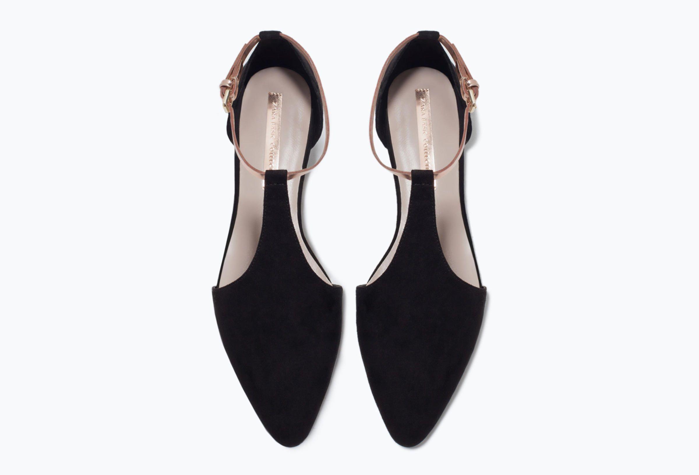Tyler S Dressy Black Flats Ankle Strap Flats Dressy Black Flats Dressy Flats Shoes