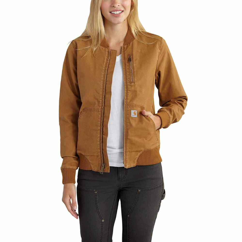 Crawford Bomber Jacket Bomber Jacket Women Outerwear Women Womens Jackets Casual [ 998 x 1000 Pixel ]