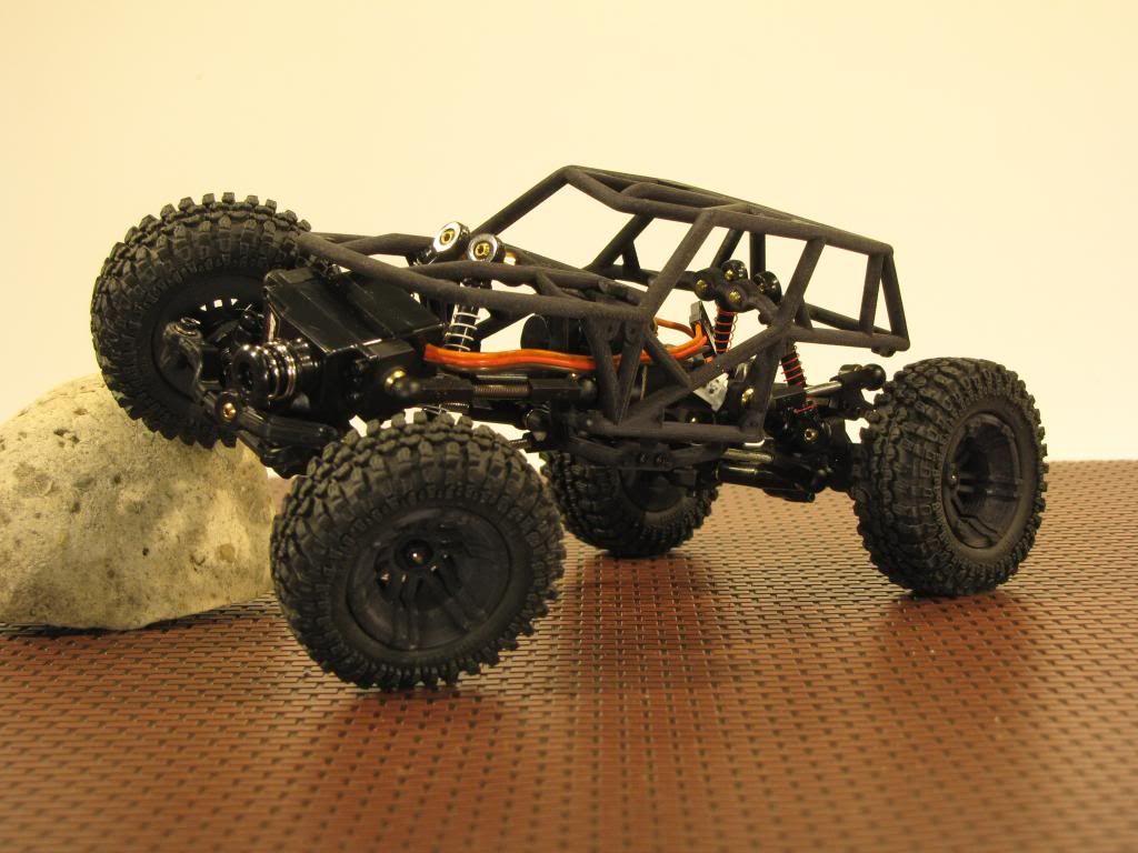 3d printed rc crawler | RC Car action | Rc trucks, Rc crawler, 3d