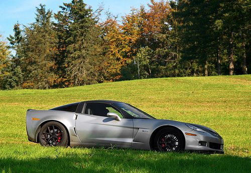1 In The Countryside Corvette Old Corvette Dream Cars