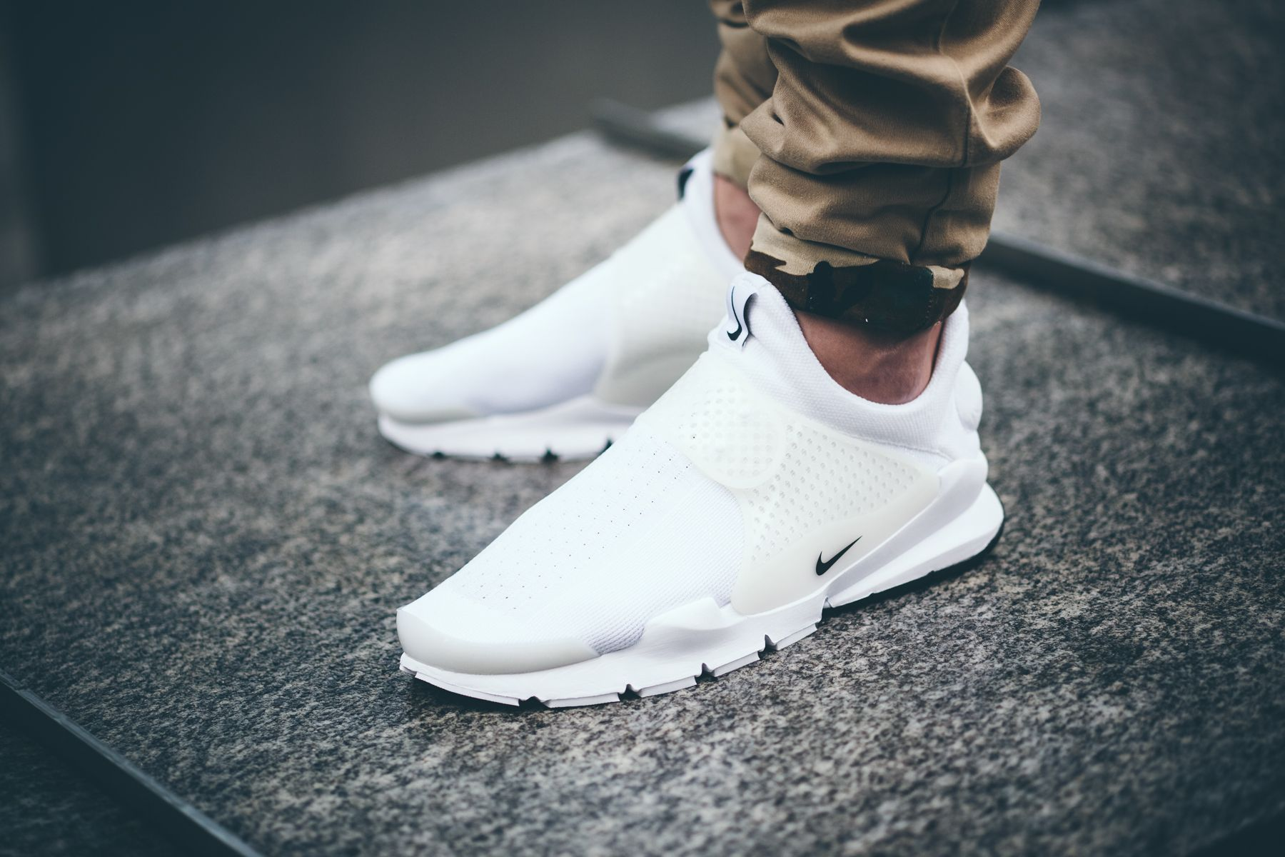 designer fashion 9e557 cd6d8 The Nike Sock Dart Independence Day edition in White is ...