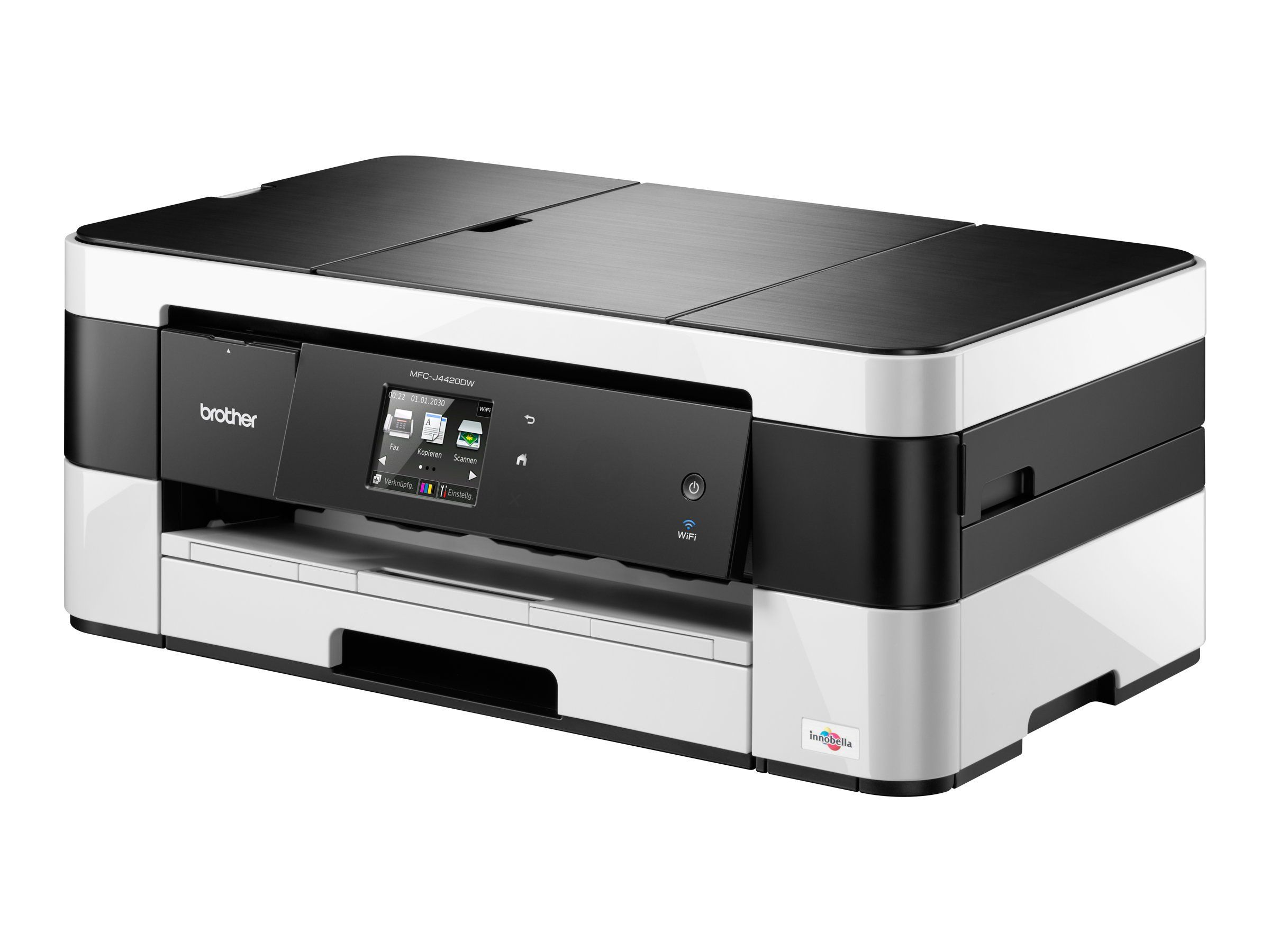 Brother Printer MFCJ4420DW Wireless Color Inkjet All In One With