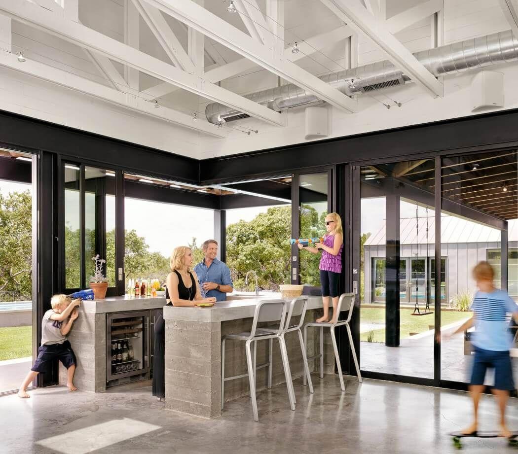 Farmhouse by Shiflet Group Architects Farmhouse by
