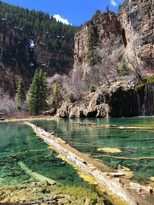 Hanging Lake Trail - One Of The Best Hikes In Colorado ...