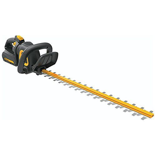 Power Hedge Trimmers Poulan Pro 967044601 40v Dual Steel Hedge Trimmer 24 Check Out The Image By Visiting The Link Hedge Trimmers Trimmers Hedges