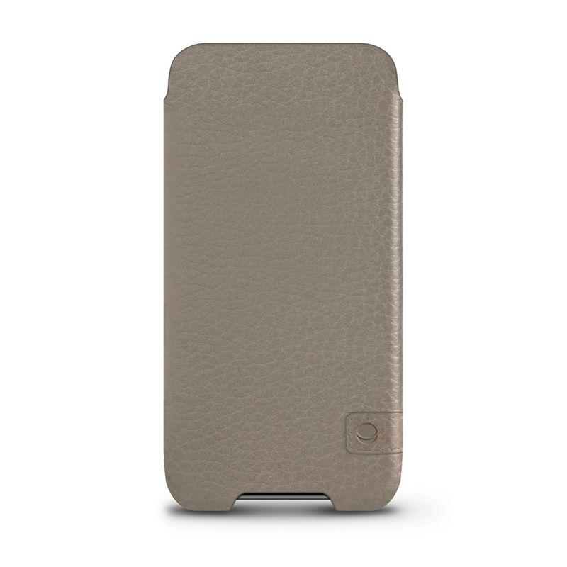Beyza Beige New Zero Leather Case For Apple Iphone 6 Plus 6s