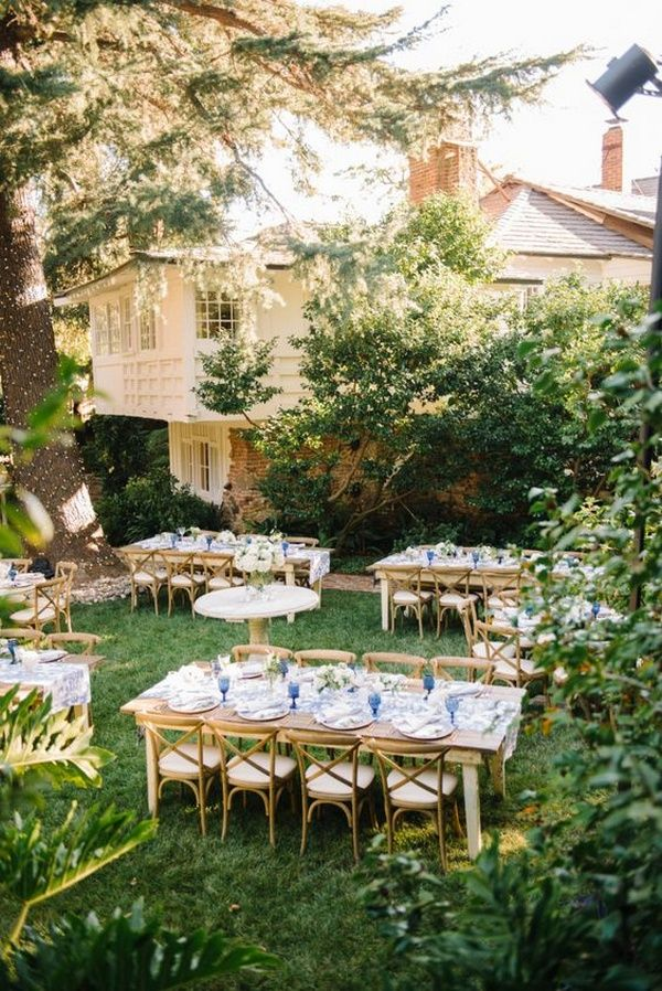 Wedding Trends 2021-Small Intimate Wedding Reception Ideas - Oh Best Day Ever