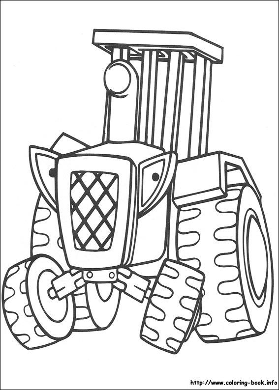 bob the builder coloring picture coloring pages ausmalen rh pinterest de