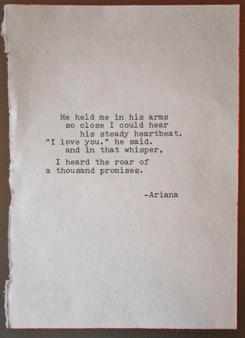 poem love poem original poetry romantic wedding vows