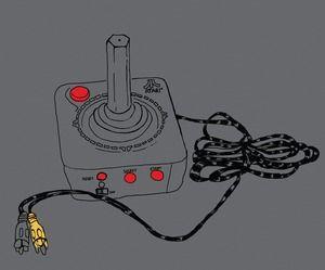 Camiseta Atari!