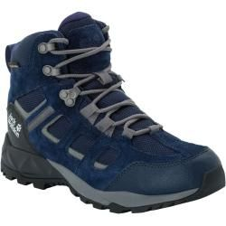 Photo of Jack Wolfskin Wasserdichte Frauen Wanderschuhe Vojo Hike Extended Version Texapore Mid Women 41 blau