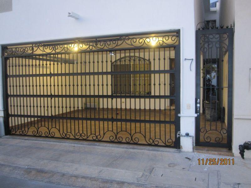 Herrería Rustica Puertas Automaticas Monterrey Av