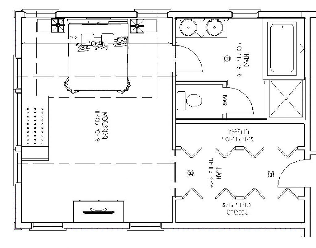 Found on Google from snapjaxx.co Master bedroom layout