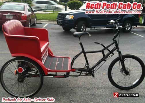 Rickshaw For Sale Pedicab Rickshaw Bike Taxi Bicycle