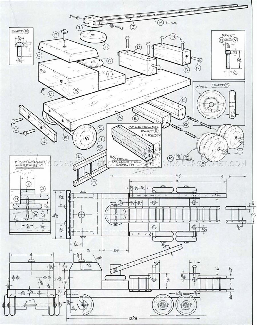 Firetruck Schematics