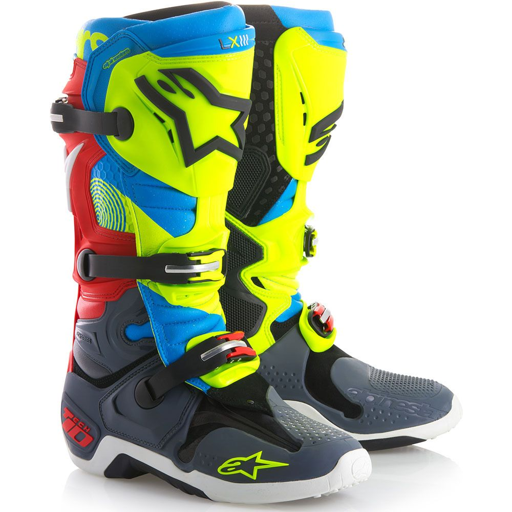 Alpinestars 2018 Tech 10 LE Union Boots