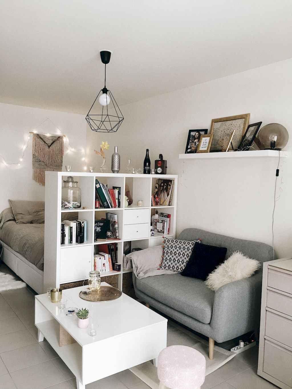 75 Cool Studio Apartment Decorating Ideas Decorationroom In 2020 Small Apartment Decorating Apartment Living Room Studio Apartment Decorating