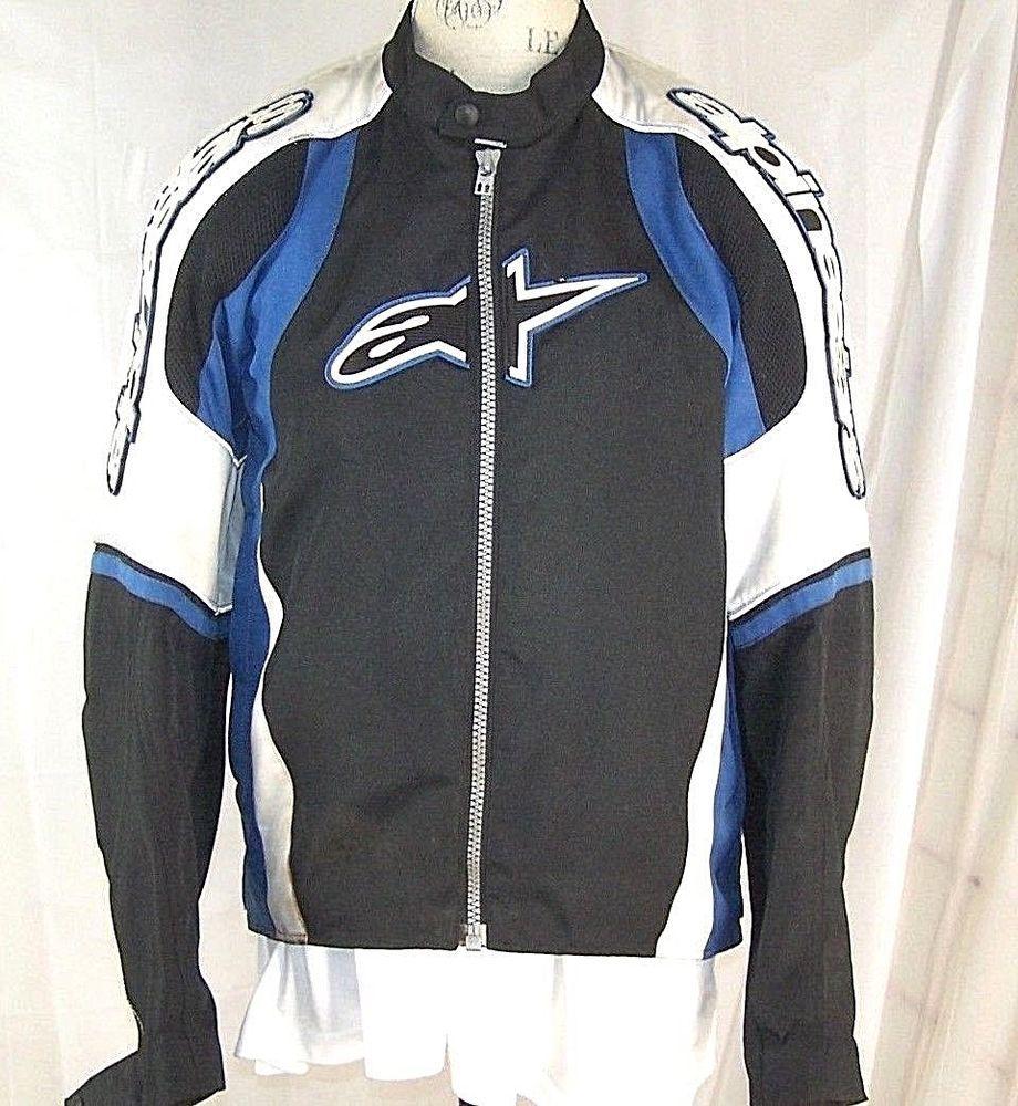 Alpinestars TStunt AirFlow Mesh Racing Motorcycle Jacket