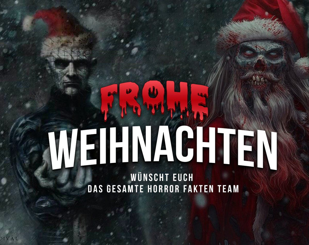 frohe weihnachten im namen des ganzen horror fakten teams. Black Bedroom Furniture Sets. Home Design Ideas