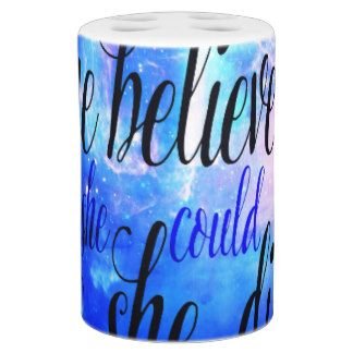 Explore Bathroom Accessories Style Ideaore She Believed In Starry Nights