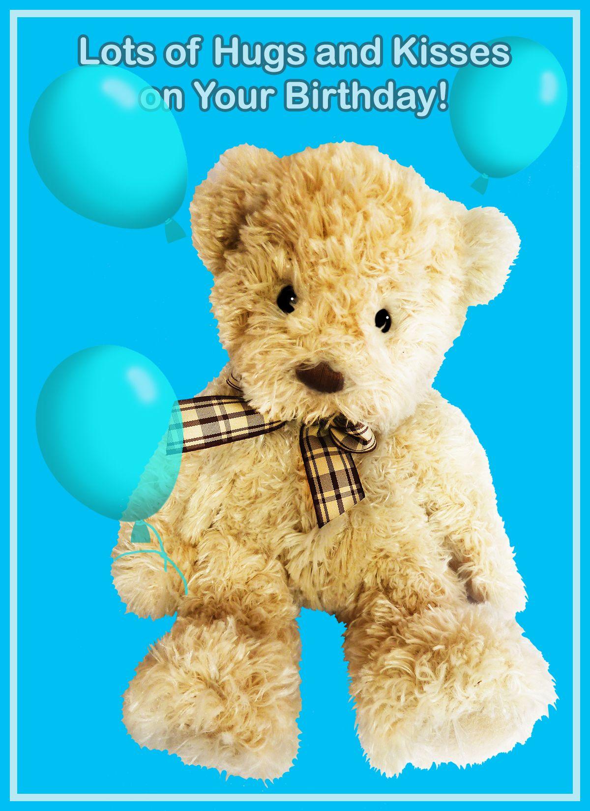 Bears Birthday Cards Bear Birthday Cards Pinterest Bear