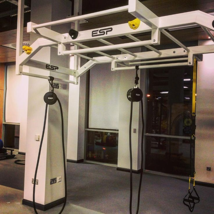 Esp fitness ceiling frame crypted molesting chambers gym