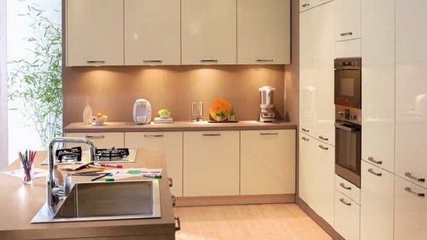 Top Contemporary Kitchen Collection From Conforama: Classic Kitchen Model  Engulfed In Wooden Tones From Conforama 2012 Kitchen Collection ~ Anahitau2026