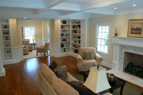 Prt 2 Traditional Family Room By Whitehall Interiors U0026 Home Staging