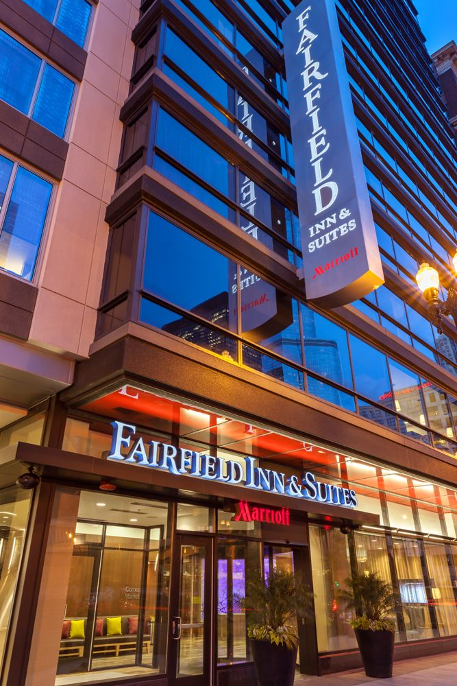 Fairfield Inn Suites Chicago Downtown River North Fairfield Inn