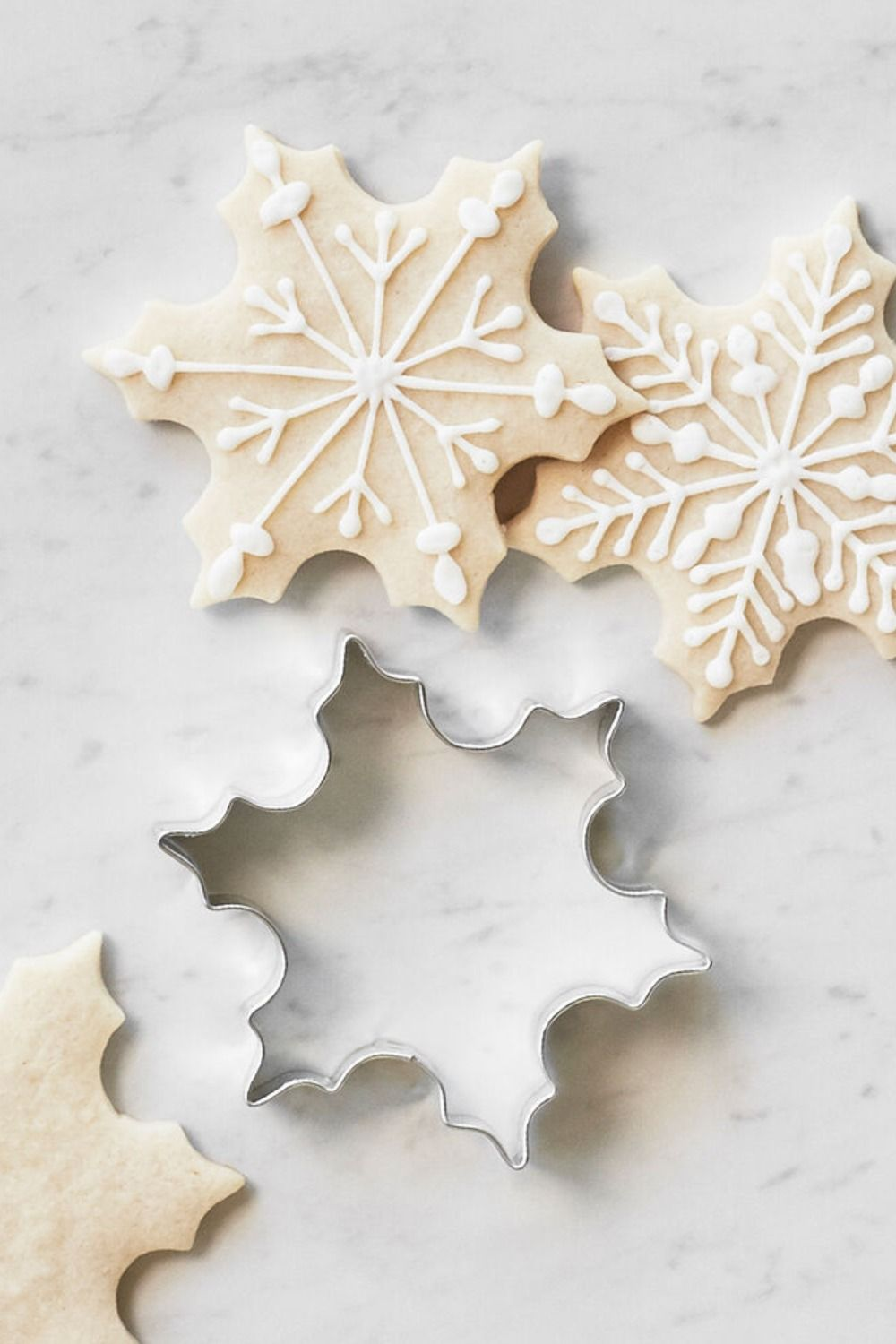 Photo of Classic Sugar Cookie Mix With Icing Mix & Snowflake Cookie Cutter