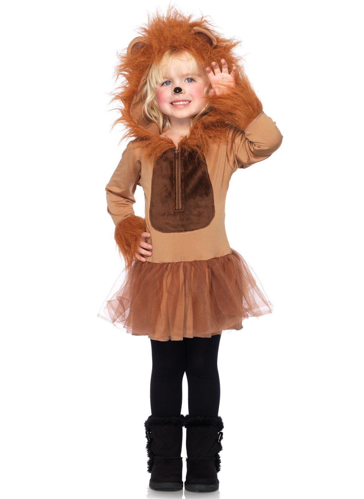 Cuddly Lion Toddler/Child Costume  sc 1 st  Pinterest : toddler boy cat costume  - Germanpascual.Com