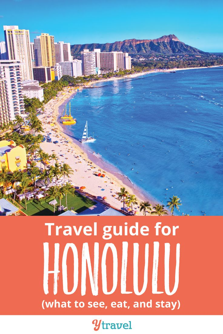 Honolulu Travel Guide if you are planning a trip to
