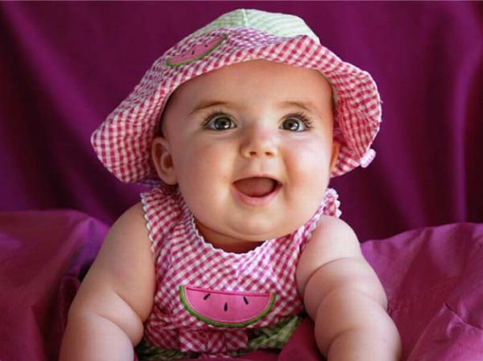 Pin On The Most Beautiful Baby Smiles